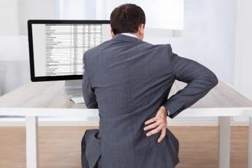 back pain melbourne